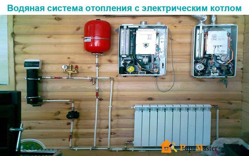 Установка электрокотла: типы отопительного оборудования, как своими руками смонтировать дома теплогенератор