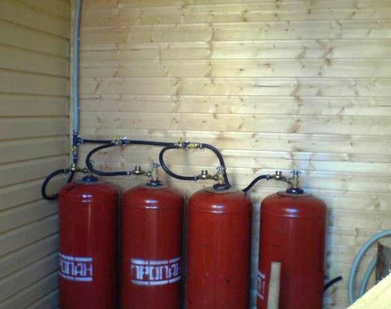 Что нужно для газового отопления - система отопления