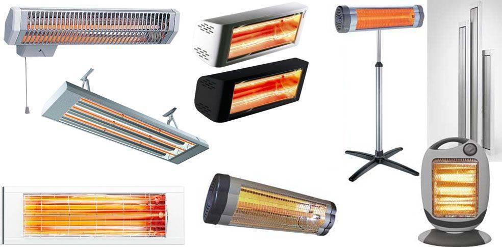 Инфракрасные обогреватели для теплиц |