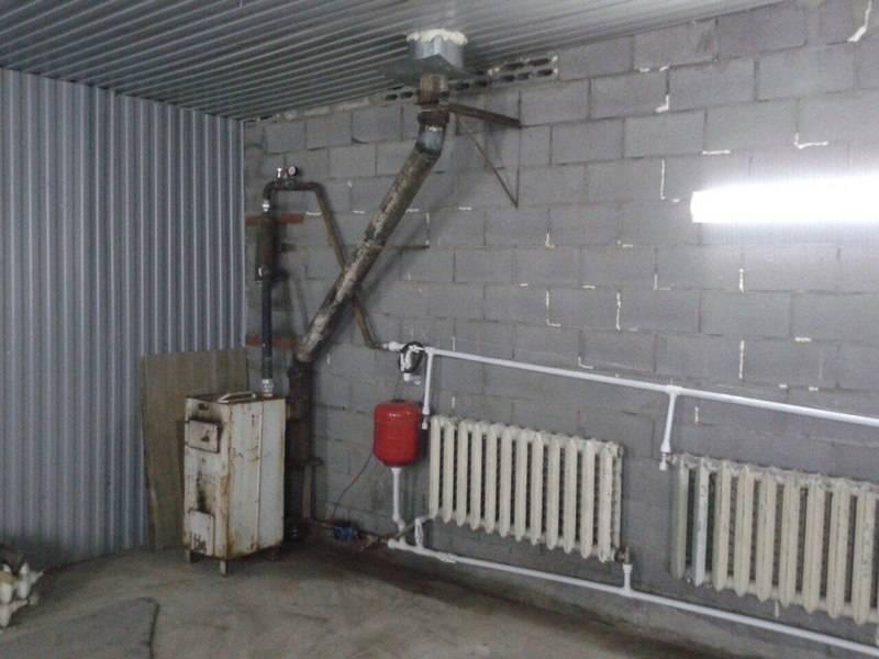 Как лучше организовать отопление гаража: сравнительный обзор лучших способов