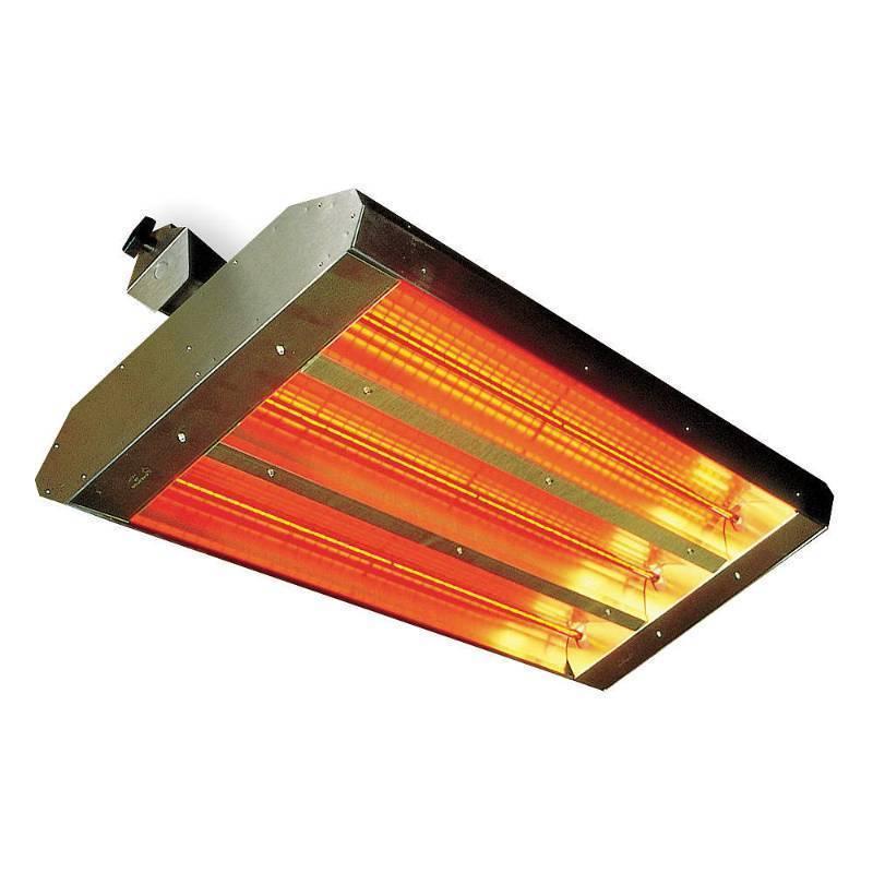 Какие инфракрасные лампы для обогрева помещений лучше выбрать