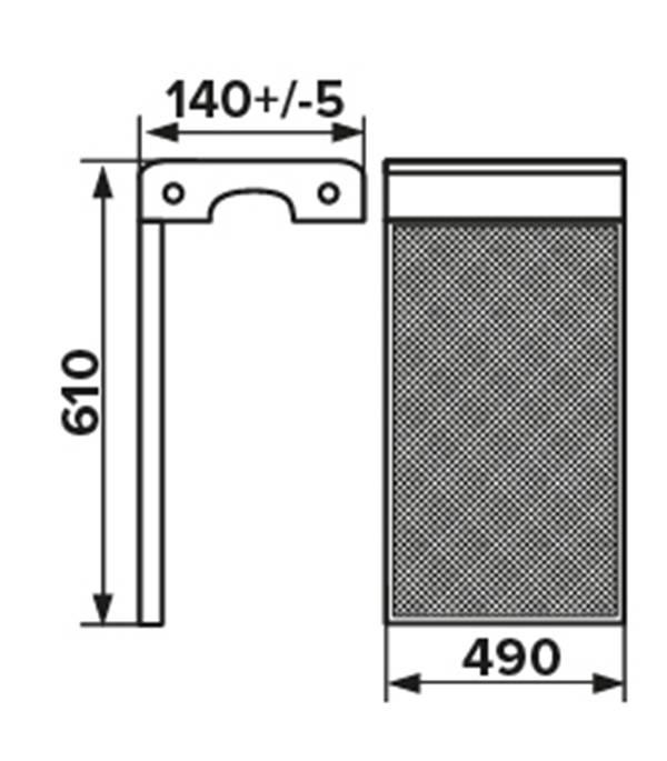 Декоративные решетки на радиаторы отопления: размеры, изготовление своими руками — пошаговая инструкция