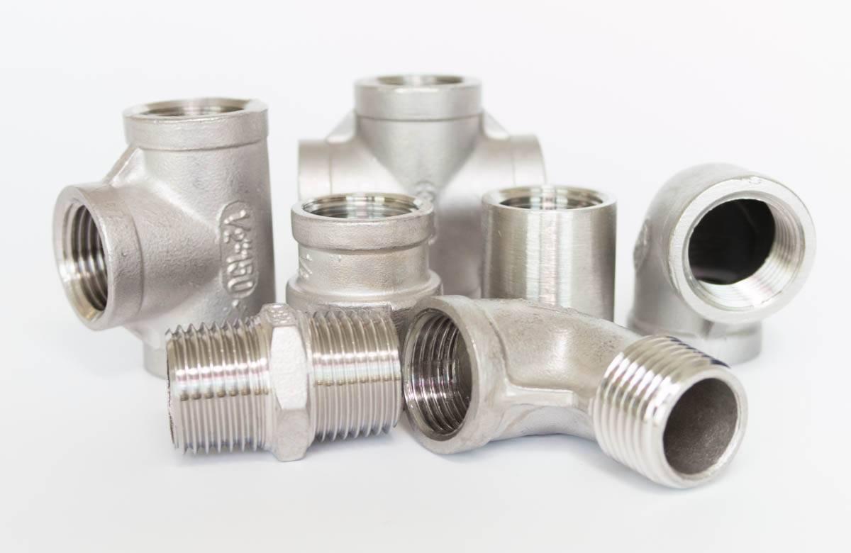 Пресс-фитинги для металлопластиковых труб: виды, маркировка, назначение + пример монтажных работ