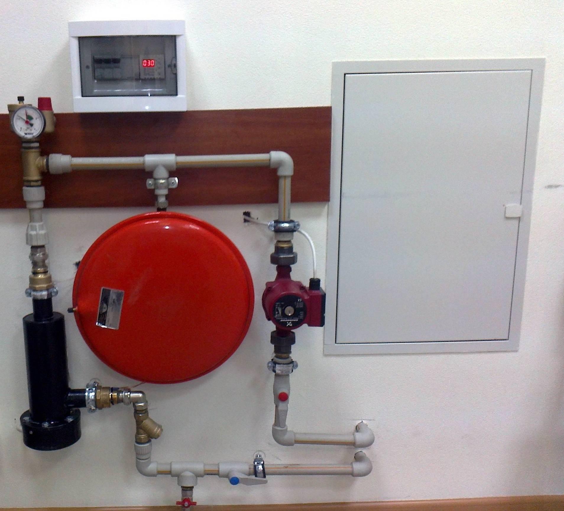 Электрический котел для отопления частного дома - разберемся в тонкостях