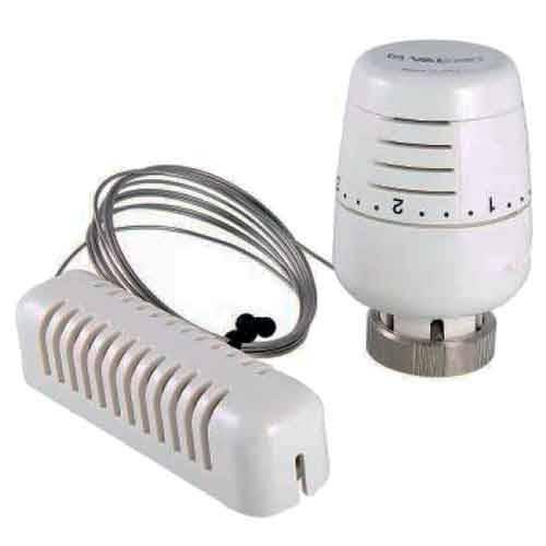 Двухходовой и трехходовой клапан для теплого пола: схема подключения