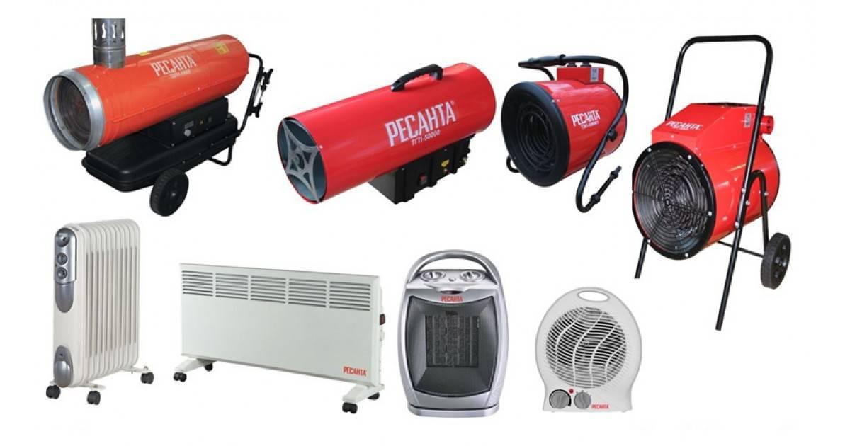 Тепловая пушка электрическая для дома или гаража или дачи 220в: обзор +видео
