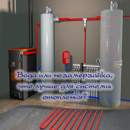 Жидкость для отопления «теплый дом» (23 фото): выбираем незамерзающий теплоноситель для системы и батарей в частном доме