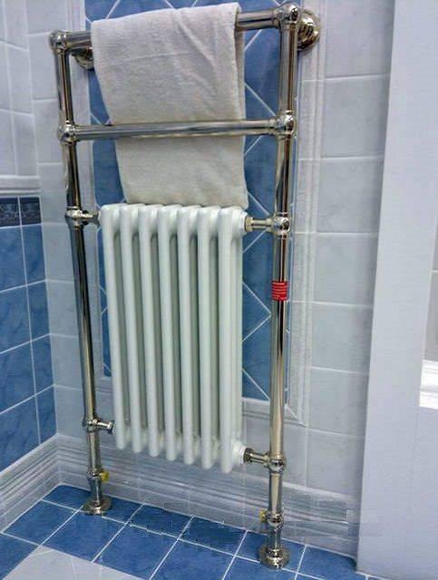 Водяные и электрические полотенцесушители для ванной комнаты