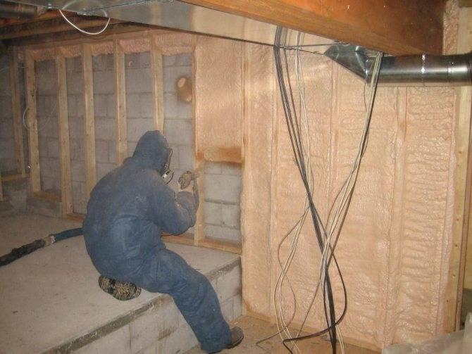 Как утеплить погреб изнутри от промерзания: варианты утепления стен, потолка и пола