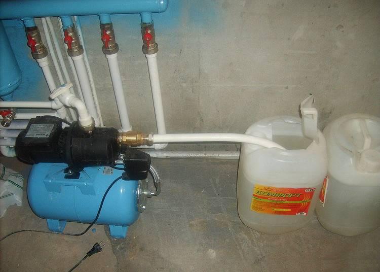 Теплоноситель для систем отопления – какой лучше использовать
