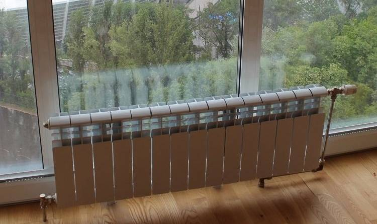 Как выбрать низкие радиаторы отопления для панорамных окон – виды, преимущества и недостатки
