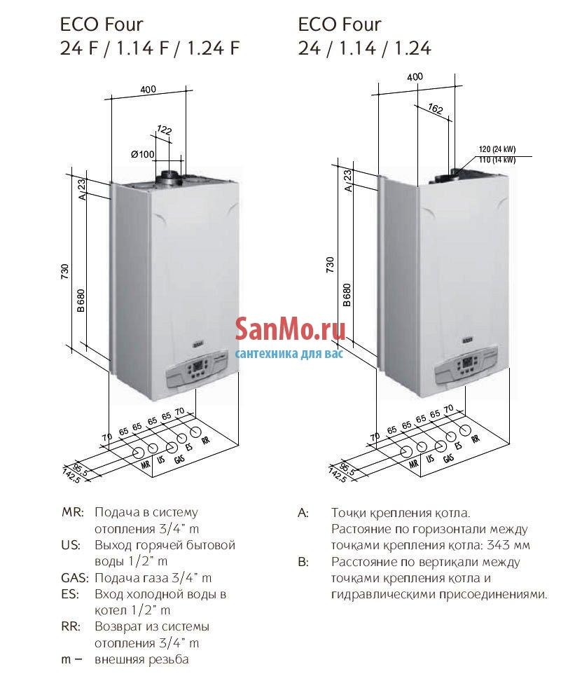 Пошаговая инструкция по эксплуатации газового котла baxi: от монтажа до самостоятельной настройки и первого запуска