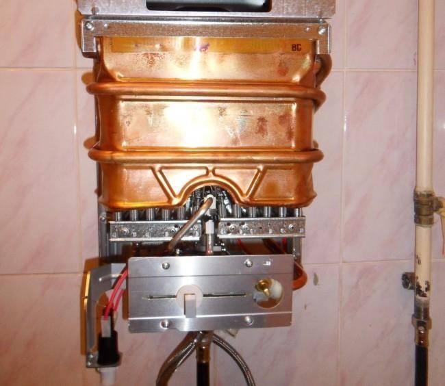 Мастер-класс: ремонт газового крана всоветской колонке