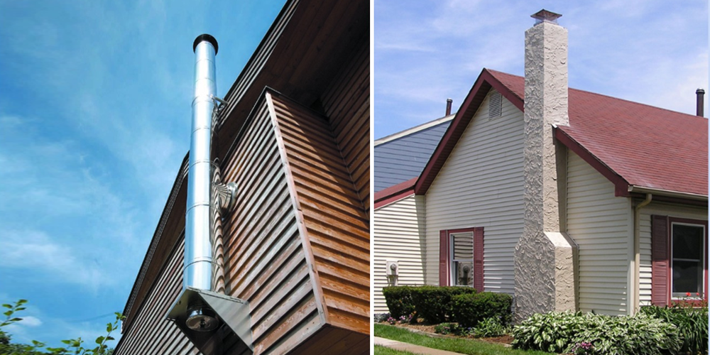 Установка настенного газового котла – монтаж и подключение к отоплению