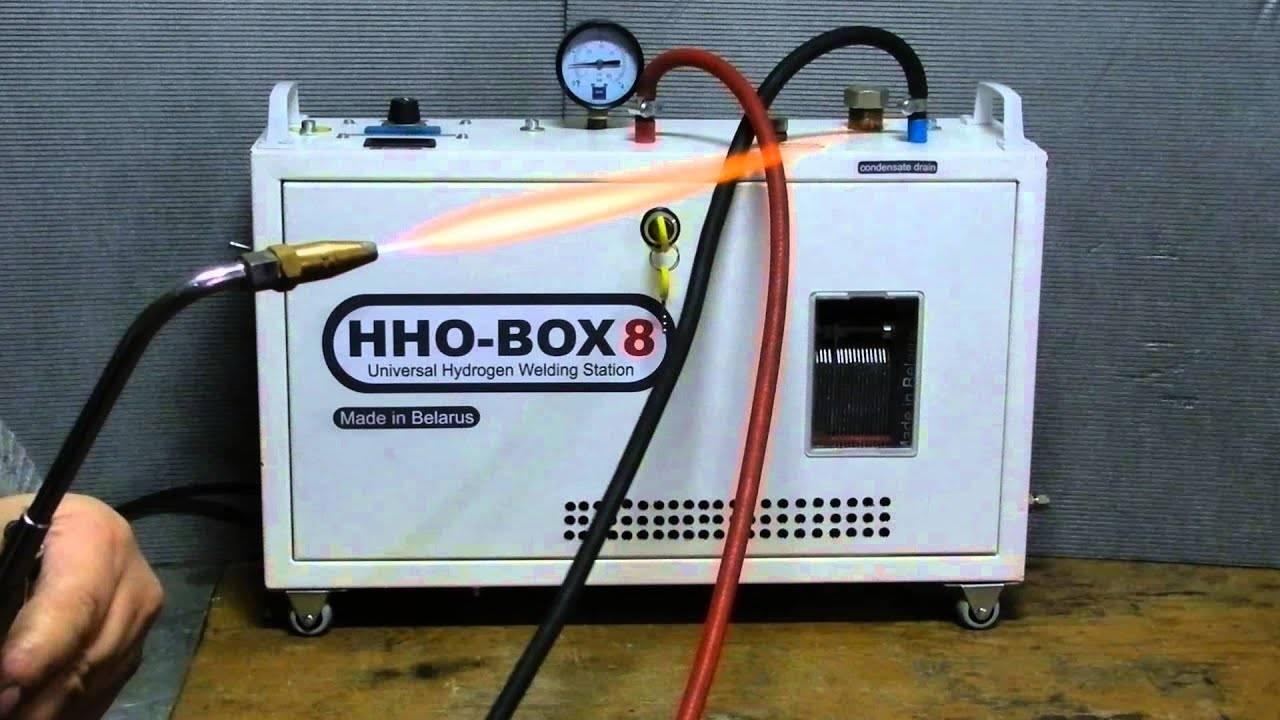 Пошаговая инструкция по созданию котла отопления на водородном топливе