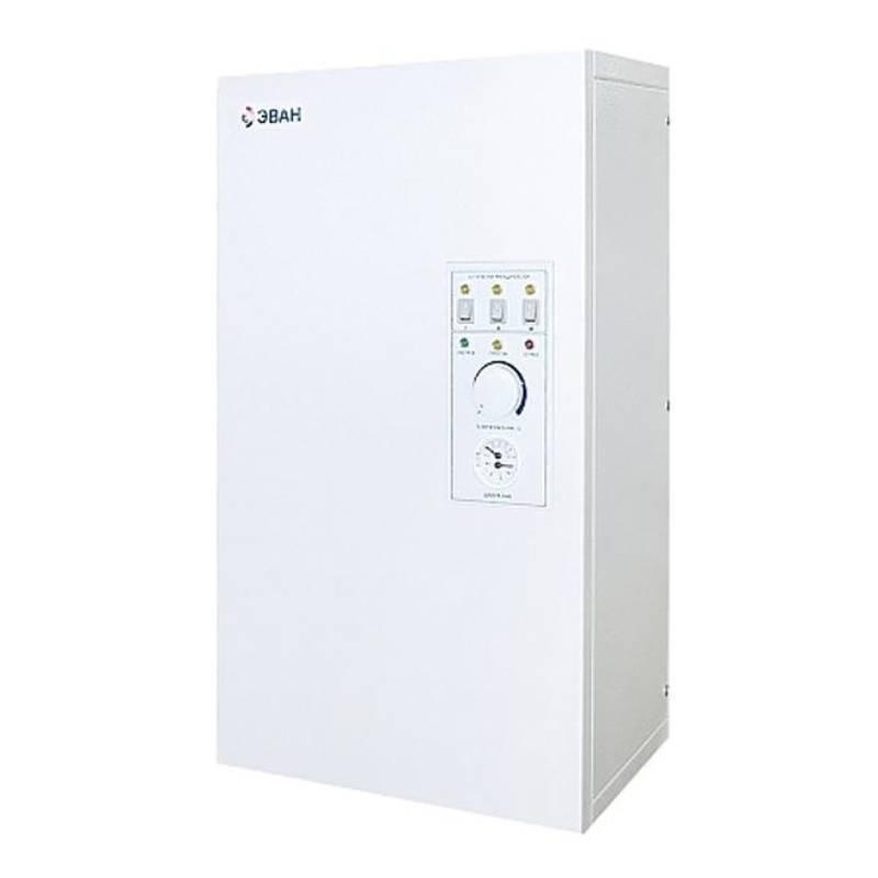 Электрокотлы эван — технические характеристики и схема подключения электрического котла отопления