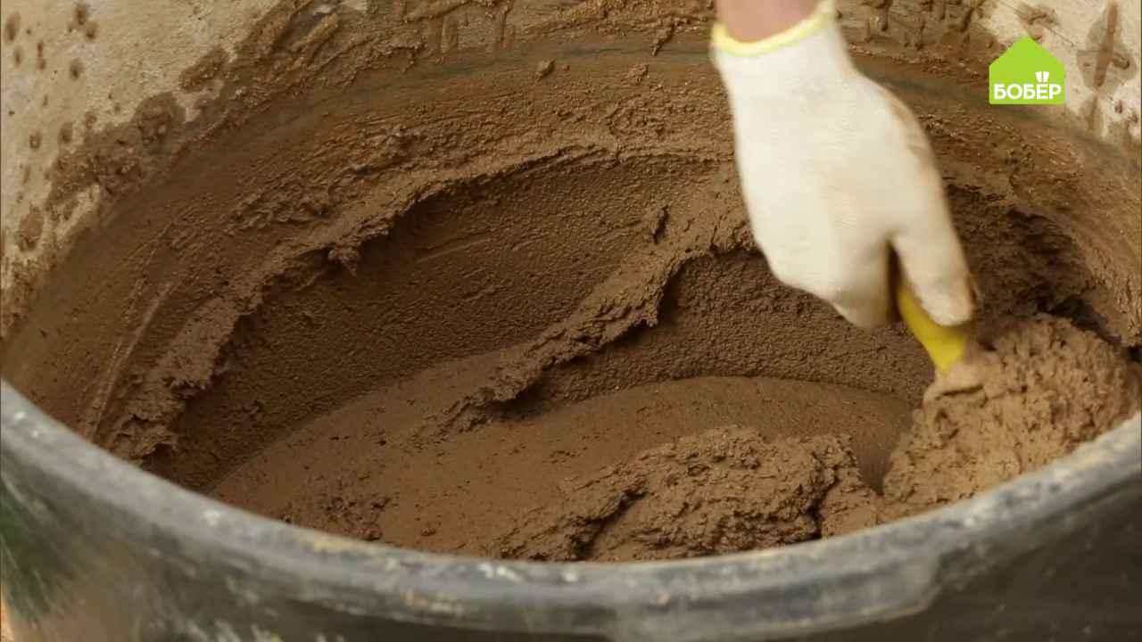 Раствор для кладки печи - пропорции и как приготовить глиняный, цементный и известковый
