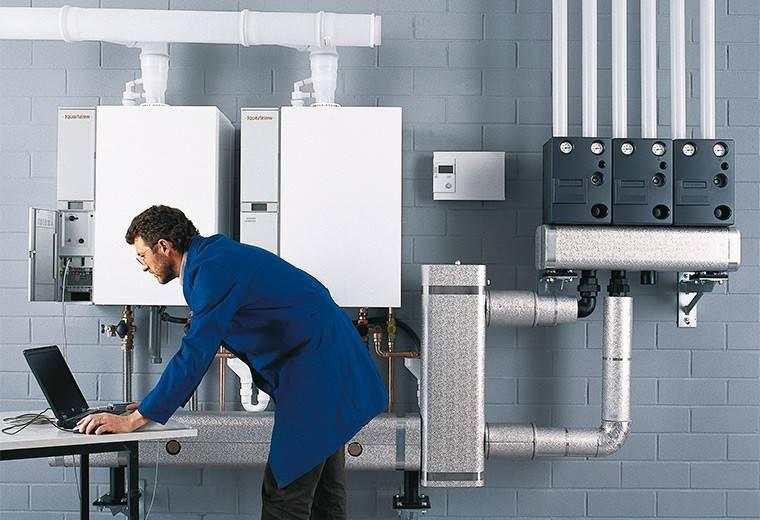 Пошаговый план заполнения системы отопления