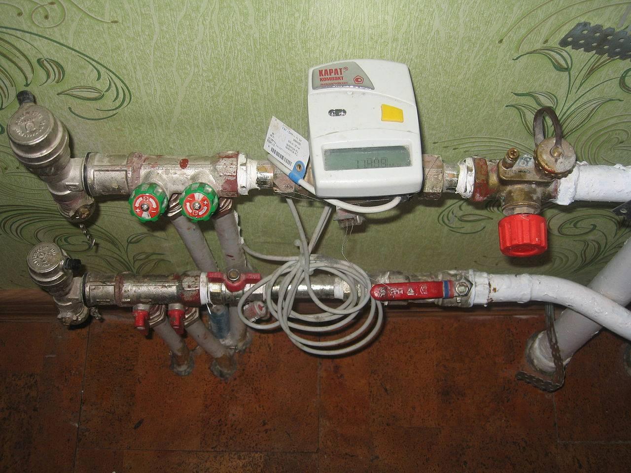 Возможна ли установка счетчика тепла в квартиру? действующее законодательство и необходимый порядок действий граждан - счетчики и учет тепла - тепло - статьи и исследования - энерговопрос.ru