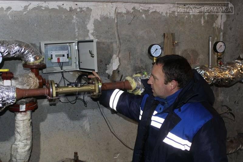 Схема элеваторного узла отопления: принципиальная схема системы теплоузла, элеватор теплового узла, устройство