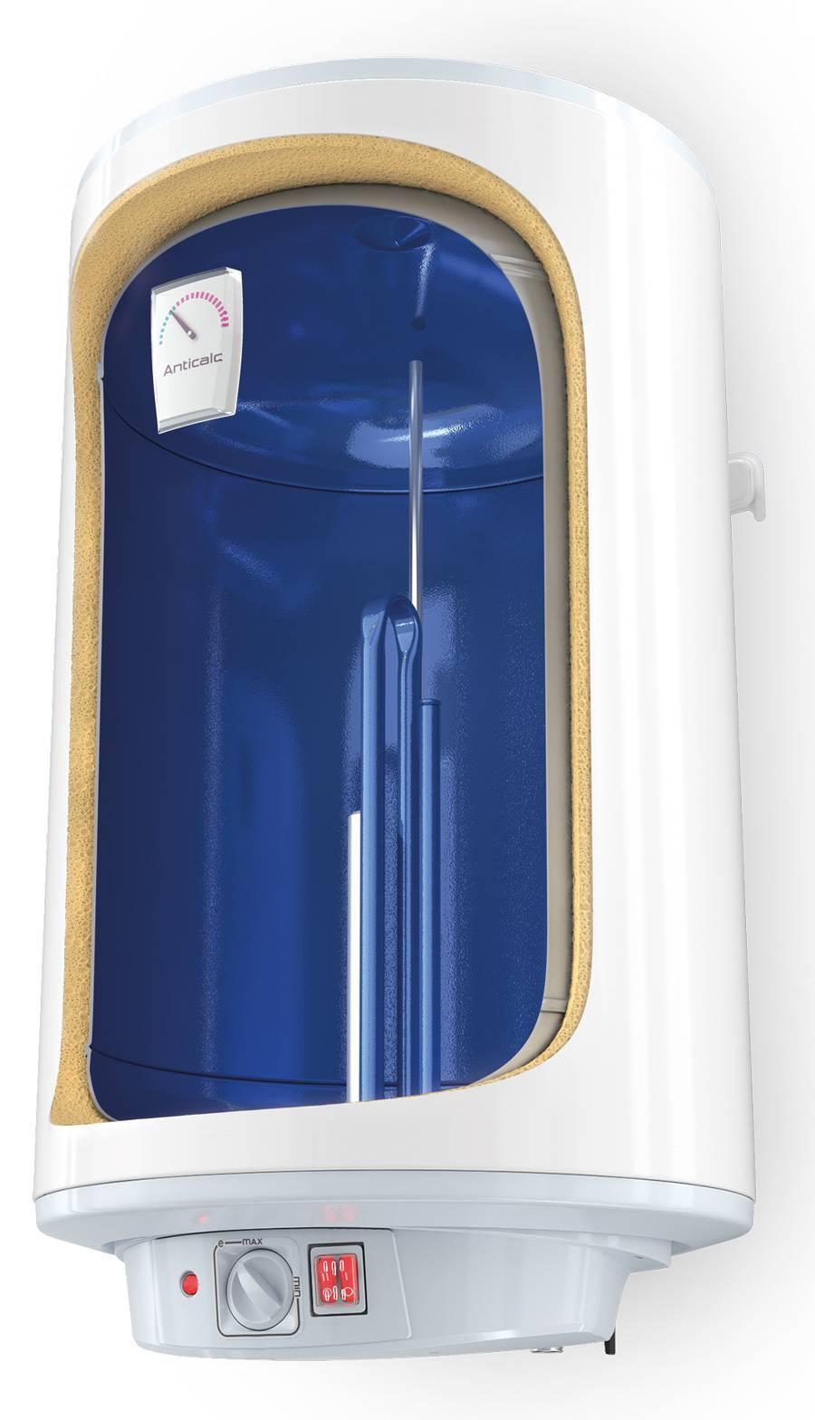 6 причин для покупки водонагревателя с сухим тэн