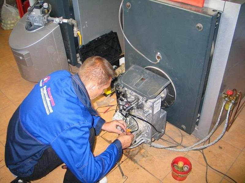 Замена газового котла в частном доме комплекс работ под ключ