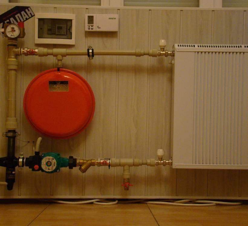 Водяное отопление дачи – как правильно сделать? – свой дом мечты