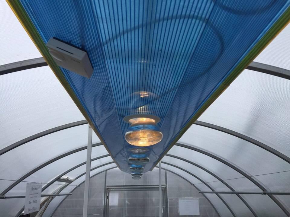 Инфракрасные обогреватели для теплиц: потолочный газовый обогрев, особенности ик-отопления, можно ли использовать в теплице, отзывы