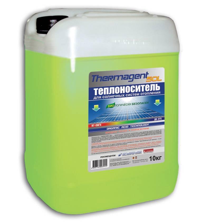 Теплоноситель для системы отопления загородного дома: какой выбрать - с незамерзающей жидкостью или на основе глицерина