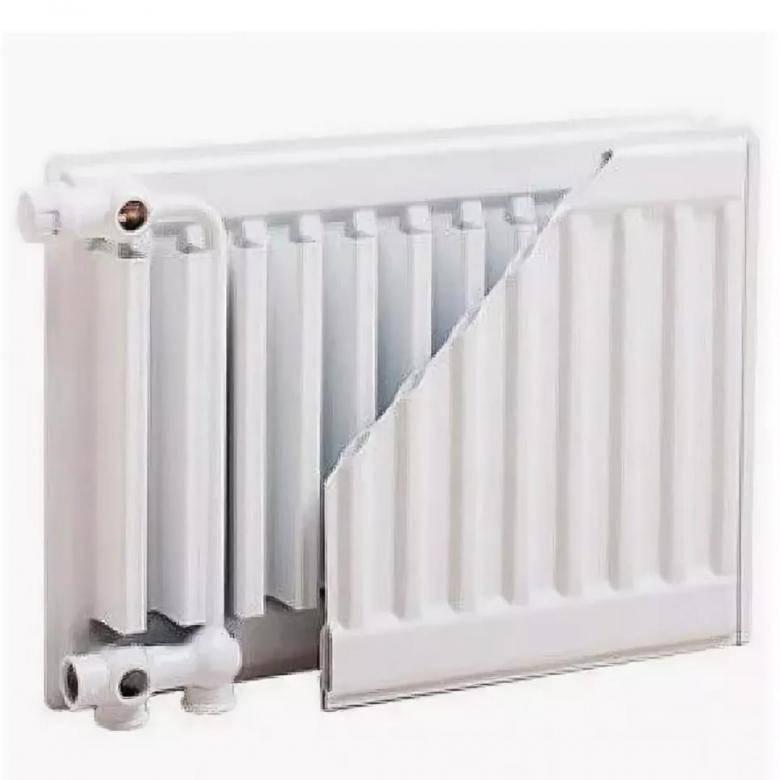 Батареи прадо для центральной и автономной системы отопления