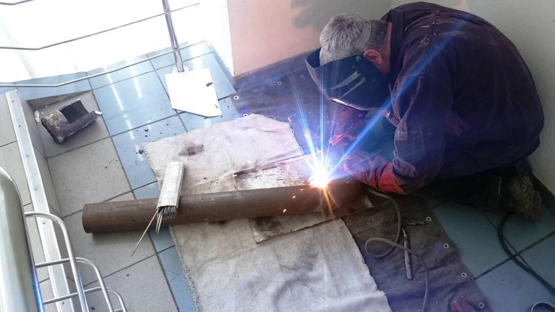 Как варить трубы электросваркой, полуавтоматом, газом