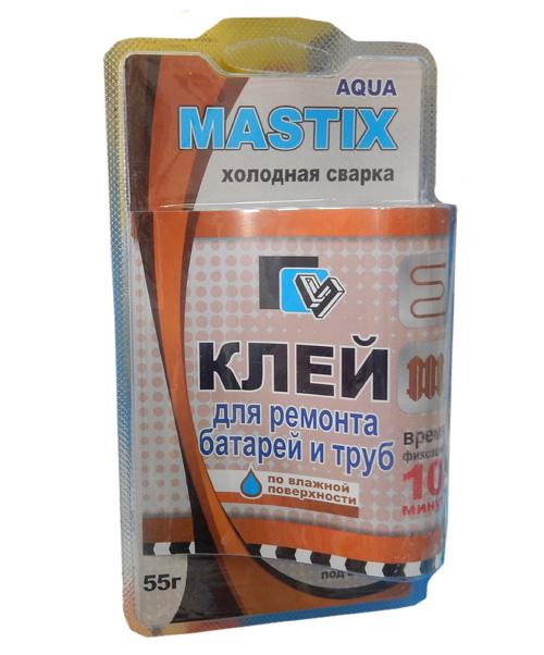 Холодная сварка для батарей и труб mastix: инструкция применения