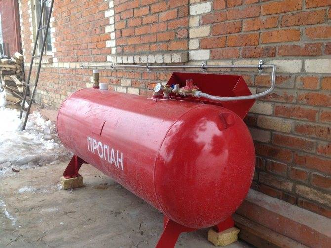 Газовый котел на пропане: особенности оборудования, расход топлива у аогв на баллонном топливе