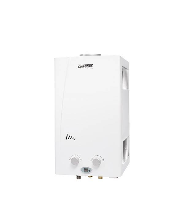Как выбрать газовый водонагреватель? проточные и накопительные газовые водонагреватели