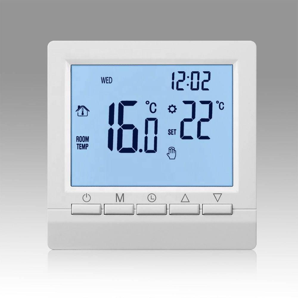 Термостат для котла отопления: принцип работы, виды, схемы подключения
