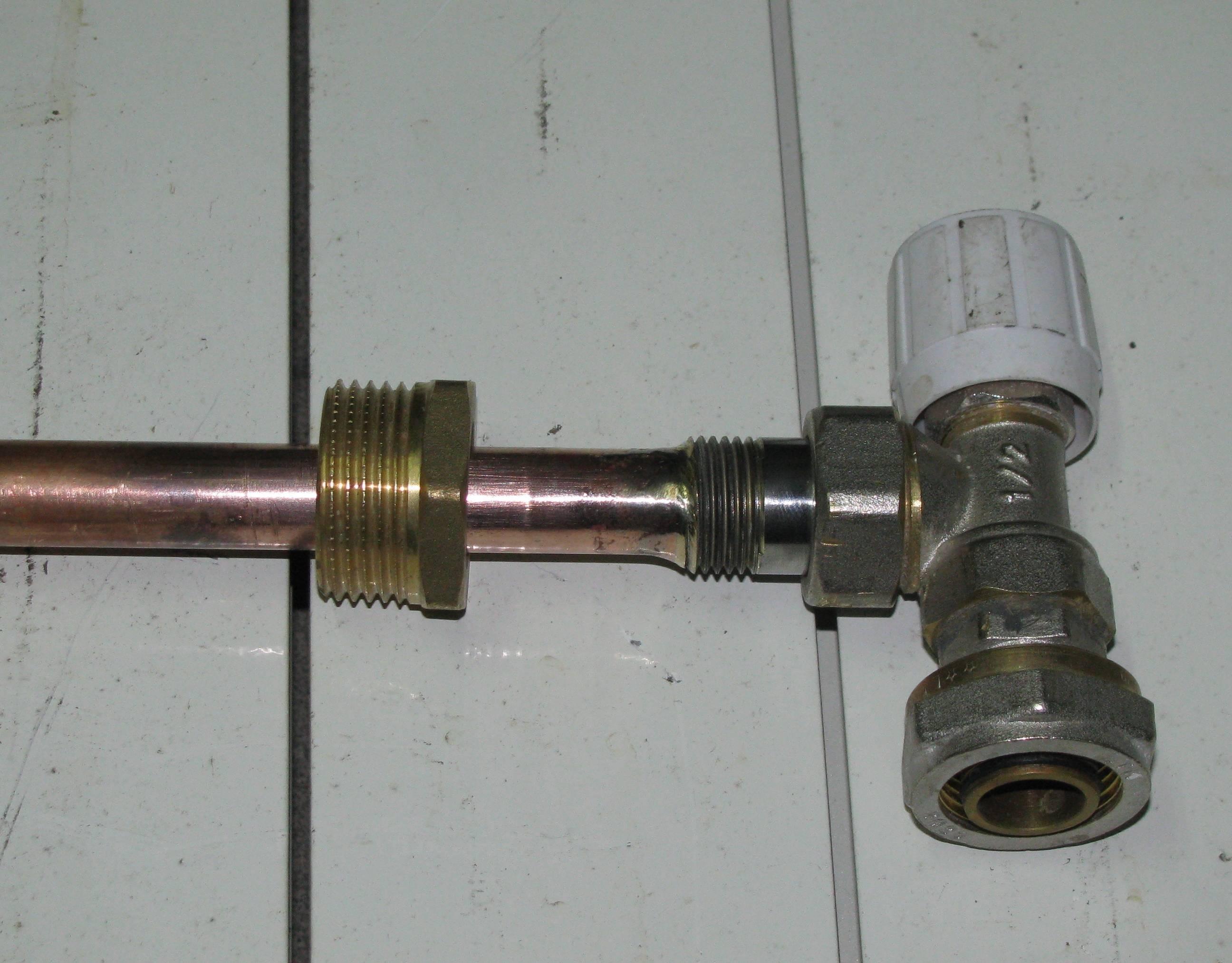 Удлинитель протока для радиатора: использование и самостоятельное изготовление - ремонт