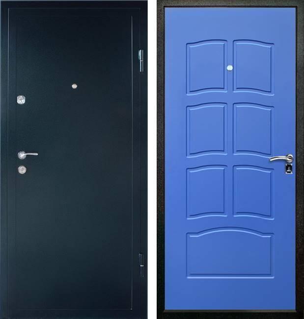 Размеры металлических входных дверей — рассматриваем все нюансы