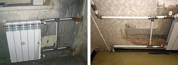 Полипропилен или металлопластик для отопления - сравнение труб