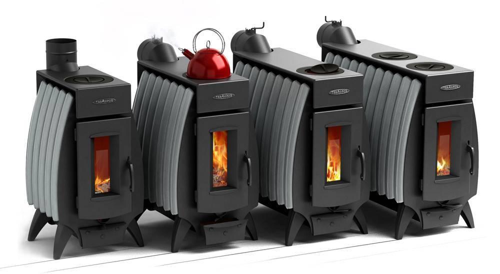 Огонь батарея печь с водяным контуром