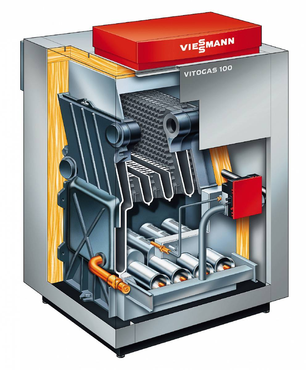 Неисправности газовых котлов viessmann – коды, причины и способы устранения