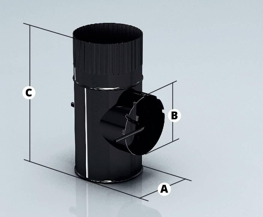 Стабилизатор тяги дымохода своими руками: принцип работы, преимущества, монтаж