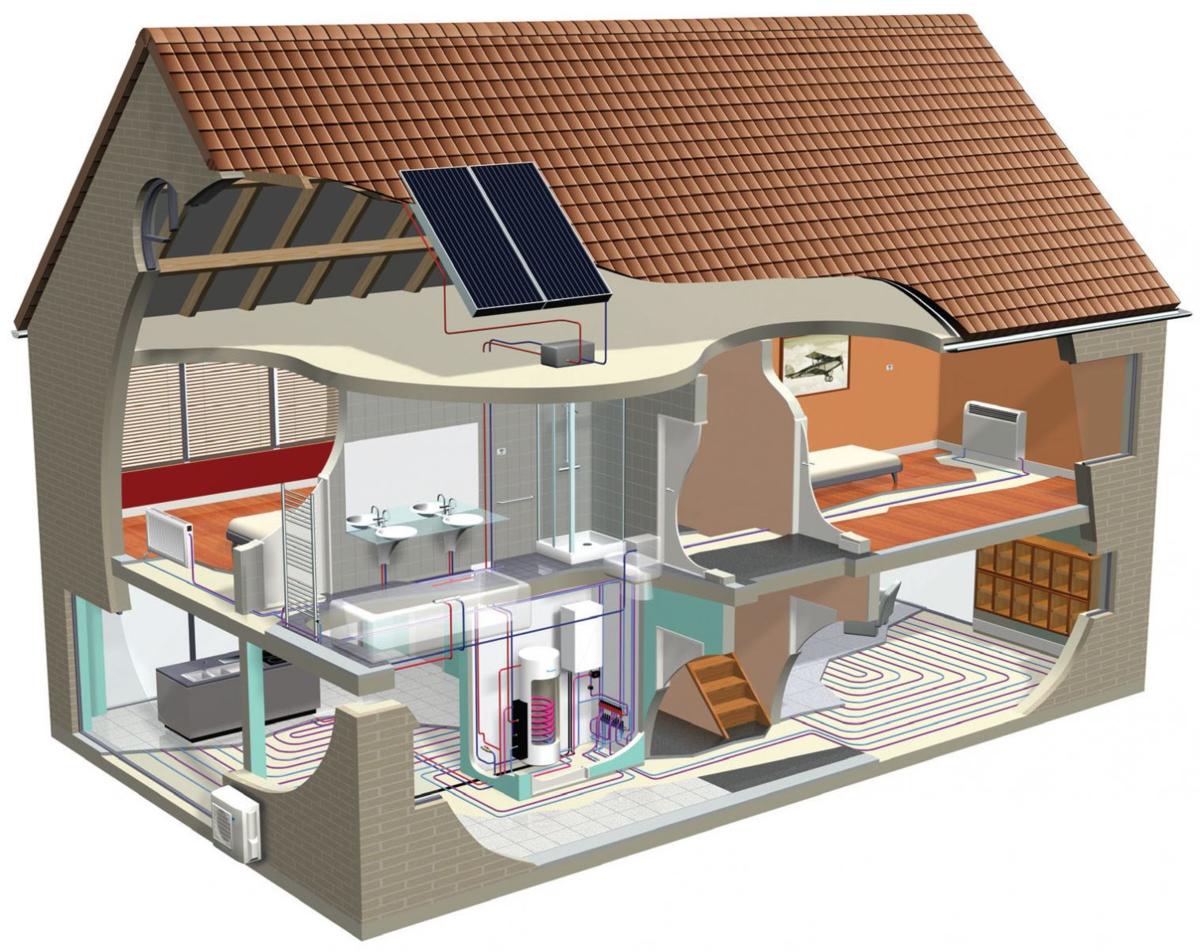 Энергосберегающее отопление