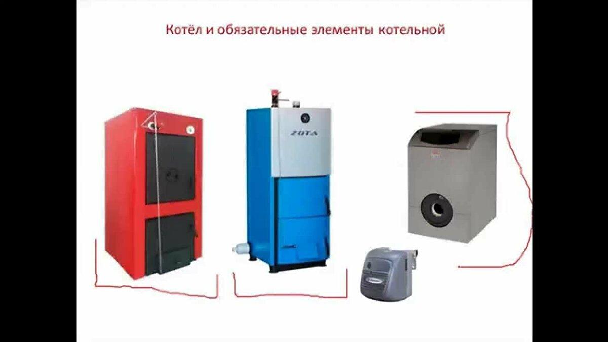 Какой газовый котел лучше выбрать для обогрева жилого здания