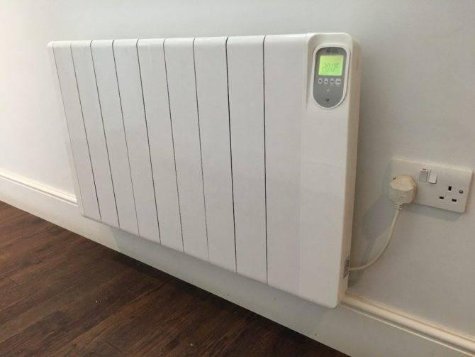 Как выбрать настенный электрический радиатор отопления – виды, преимущества, особенности