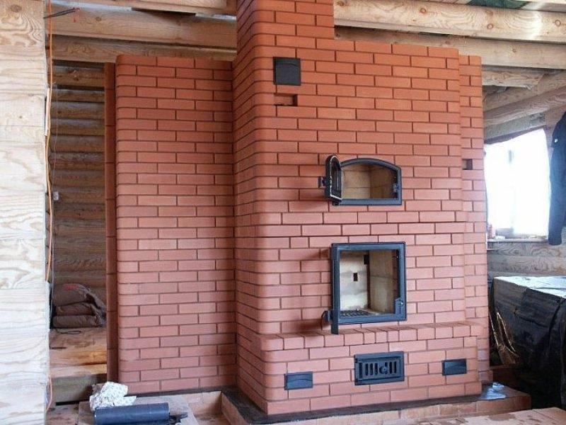 Дом с печным отоплением – от идеи до практического воплощения - pechiexpert