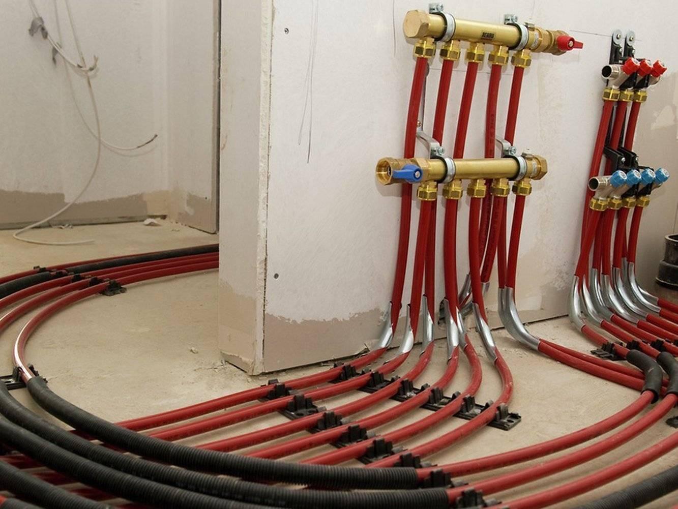 Особенности использования металлопластиковых труб для отопления