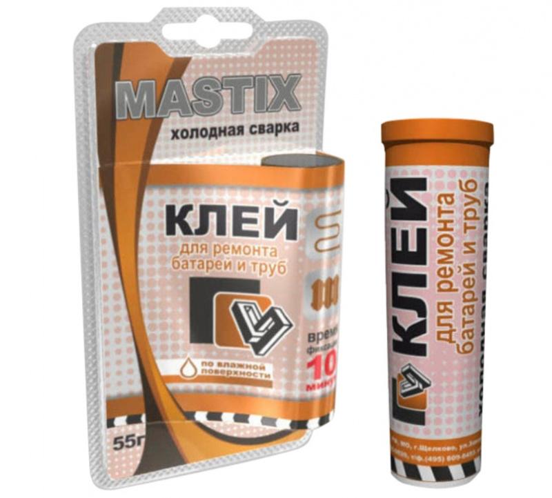 Холодная сварка mastix инструкция по применению универсального клея, использование для батарей и труб, отзывы специалистов