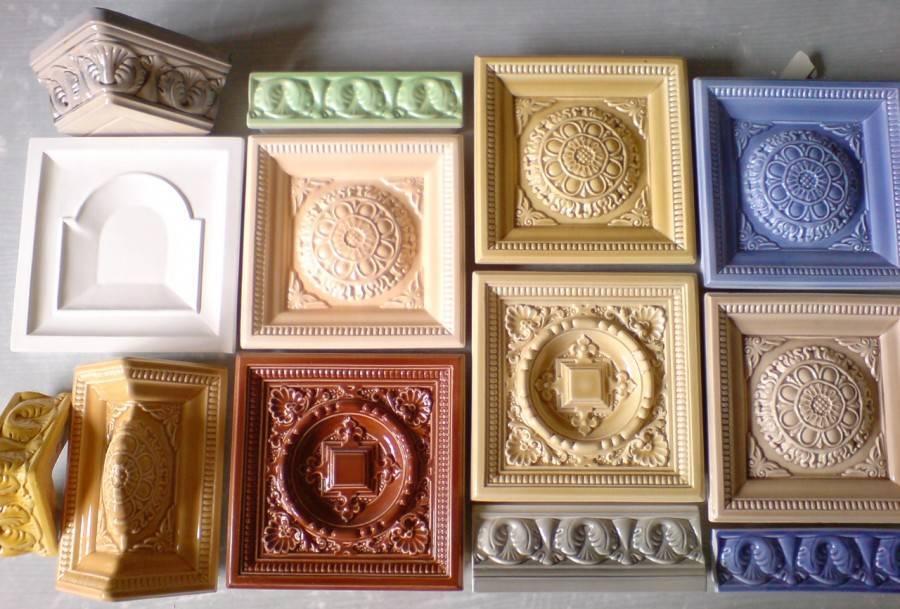 Огнеупорная плитка для печки: виды, выбор, марки