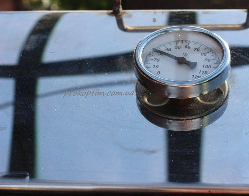 Температура горячего копчения продуктов в коптильне