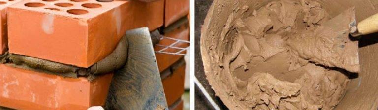 Как разводить шамотную глину? инструкция по ее применению для кладки печи. как сделать раствор своими руками для штукатурки? сколько сохнет огнеупорная глина?